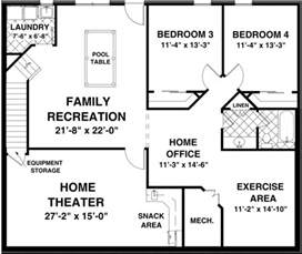 farmhouse plans with basement the creekstone 1123 2 bedrooms and 2 baths the house designers