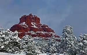 Sedona Arizona Winter