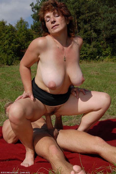 Allover30 Free Older Misti Outdoor Sex