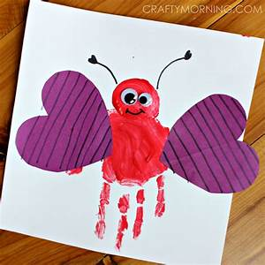 12 Easy Valentine Crafts for Toddlers & Preschoolers You