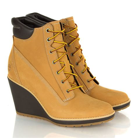womens black wedges timberland wheat s earthkeepers meriden 6 inch boot
