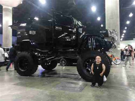 monster truck show california buy used 2003 hummer h2 supercharged worlds tallest