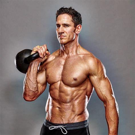 don saladino shirtless training exercises age favorite weight hand