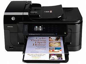 Hp Officejet 6500a Plus Operating Manual