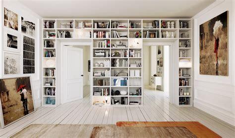 La Libreria In by Le Librerie Componibili Da Soggiorno 20 Modelli Con Tante