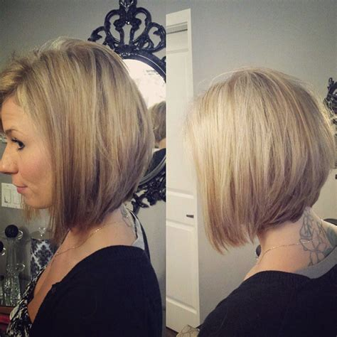 cute short inverted bob hairstyle  fine thin hair hairstyles weekly