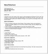 Sample Cover Letter For Zoology Sample Resume IECC FCC Career Services Cover Letters Welcome To CDCT Resume Cover Letter Resume Cv