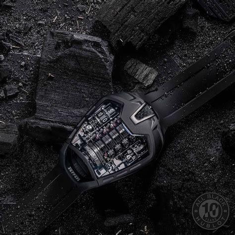 10th Anniversary Hublot All Black Concept - MP05 LaFerrari ...
