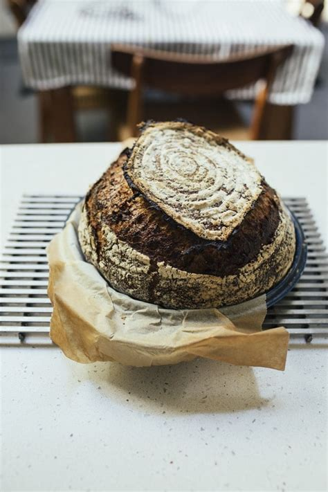 wholemeal sourdough bread  gif image guide izy hossack top  cinnamon
