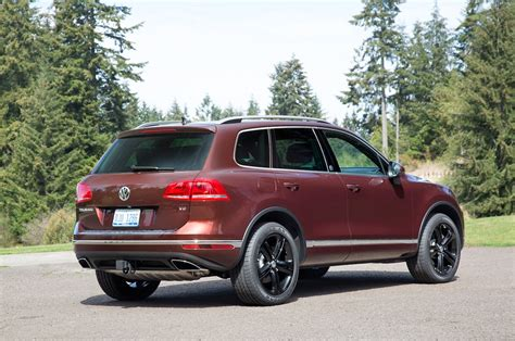 2017 Volkswagen Touareg by 2017 Volkswagen Touareg Reviews And Rating Motor Trend