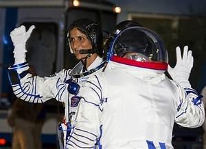 PICS: Sunita Williams makes second space sojourn - Rediff ...
