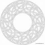 Coloring Pages Mandala Knotwork Embroidery Frame Celtic Transparent Knot Adult Patterns Paste Eat Designs Printable Colouring Omalovanky Donteatthepaste Sheets Digital sketch template