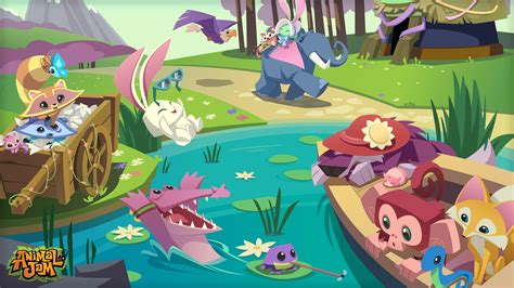 Animal Jam Wallpaper - national geographic animal jam wallpapers wallpaper cave