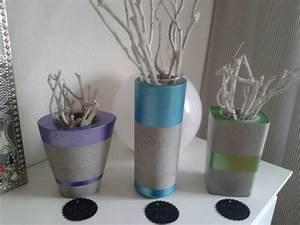 Vasen Aus Beton : beton vasen bastel ideen pinterest ~ Sanjose-hotels-ca.com Haus und Dekorationen