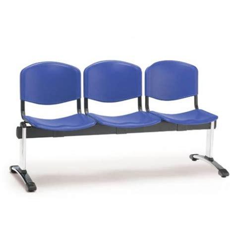 banc 3 places assise et dossier s 233 par 233 s en polypropyl 232 ne