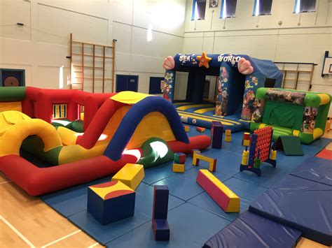 Soft Play Party