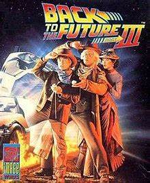 Back To The Future Part III Video Game Wikipedia