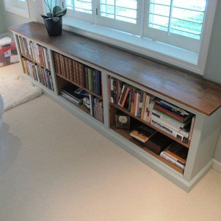 bookshelves long  google search   home