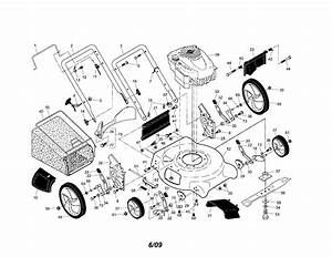 Craftsman Rotary Mower Parts