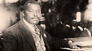 It's the 133rd anniversary of Marcus Garvey's birthday   Buzz
