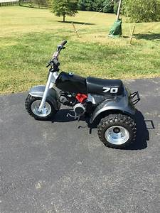 1985 Honda Atc 70 Three 3 Wheeler