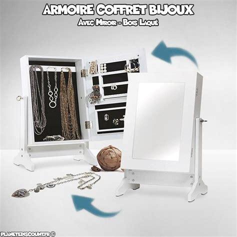 achat armoire coffret 224 bijoux avec miroir 224 prix de gros