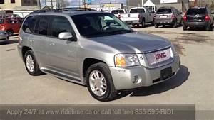 2006 Gmc Envoy Denali - Winnipeg Mb - Ride Time
