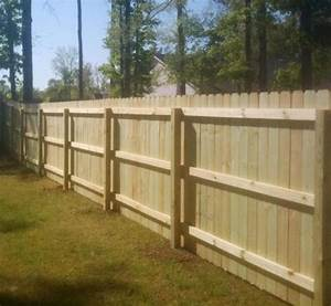 Wood Fence Pictures Personable Paint Color Picture For