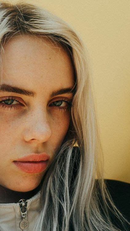 site models lockscreen Tumblr | Billie eilish, Billie ...