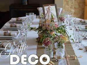 Deco Mariage Vintage : mariage r tro boh me ~ Farleysfitness.com Idées de Décoration