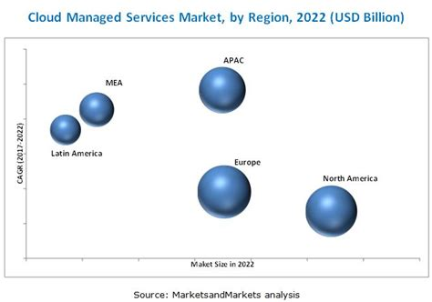 cloud managed services market  services type