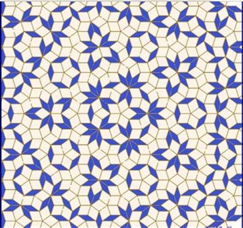 Penrose Tiling Golden Ratio by The World S Catalog Of Ideas