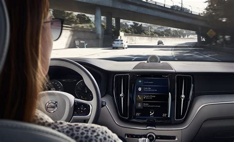 volvo xc interior features lovering volvo cars