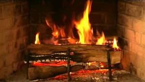 Feu A Bois : flamme de chemin e feu de chemin e youtube ~ Melissatoandfro.com Idées de Décoration