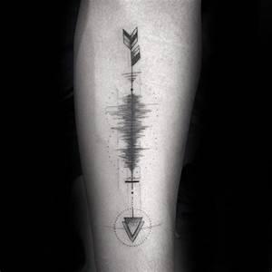 Mini Tattoos Männer : 30 soundwave tattoo designs f r m nner acoustic ink ideen ~ Frokenaadalensverden.com Haus und Dekorationen