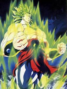 Broly (Character) - Giant Bomb