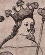 Guta Jitka von Habsburg (Van Oostenryk), Prinzessin (1271 ...