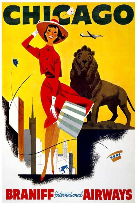 Free American Vintage Travel Posters   HubPages