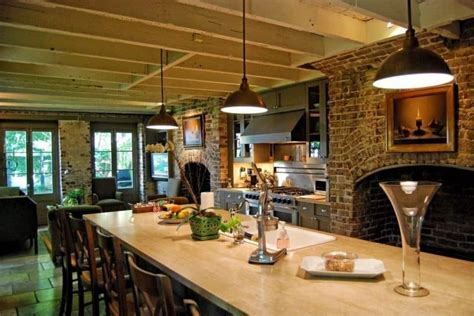 rustic kitchen designs decor outline