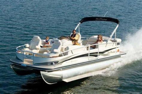 Bass Pro Regency Boats by 2010 Sun Tracker Barge 22 Sport Fish Regency Edition