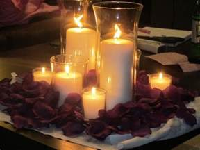 candles wedding ideas on inexpensive wedding centerpieces with candles wedwebtalks