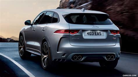 jaguar  pace svr top hd photo  car preview rumors