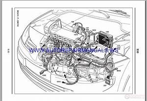 Renault Megane Ii X84 Nt8339 Disk Wiring Diagrams Manual