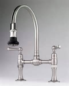steam valve original deck mount bridge faucets