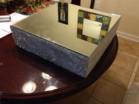 bling cake stand that won t the bank weddingbee photo gallery