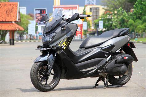 Modif Warna Nmax by Harga Spesifikasi Dan Modifikasi New Yamaha Nmax 155cc