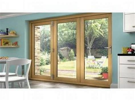 folding glass patio doors folding patio doors prices