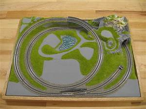 Z Scale Preform Model Railroad Train Layouts from IBL Products