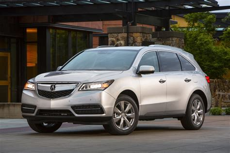 Acura Mdx 2014 Specs by 2014 Acura Mdx Prices And Specs Announced