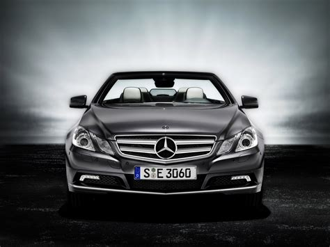 Mercedes Picture by 2011 Mercedes E Class Convertible Prime Edition Top Speed
